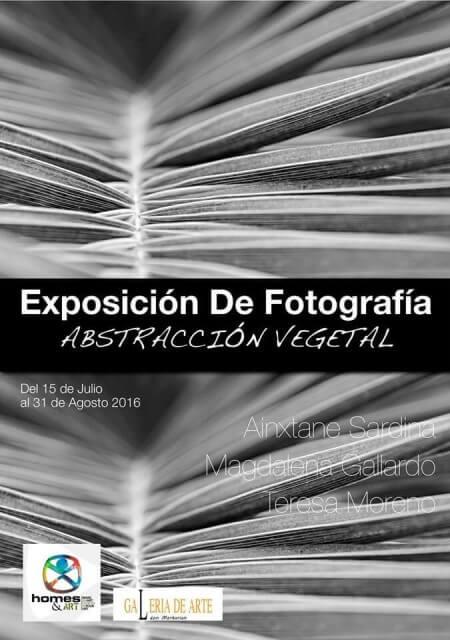 AINXTANE SARDINA, MAGADALENA GALALRDO Y TERESA MORENO - Colectiva de Fotografía