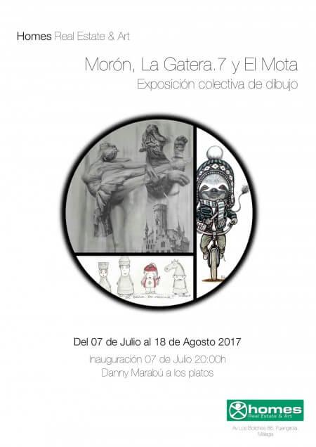 LA GATERA.7, EL MOTA Y MORÓN